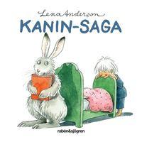 bokomslag Kanin-saga