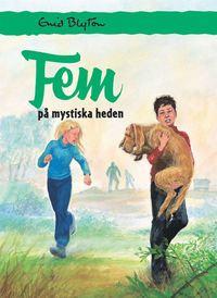 bokomslag Fem på mystiska heden