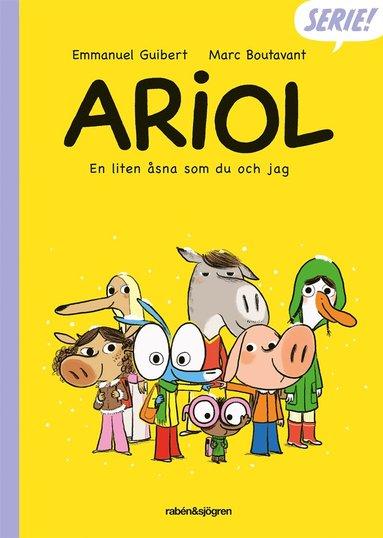 bokomslag Ariol. En liten åsna som du och jag - Seriebok