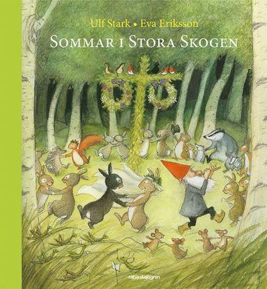 bokomslag Sommar i Stora Skogen