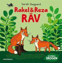 bokomslag Rakel och Reza Räv