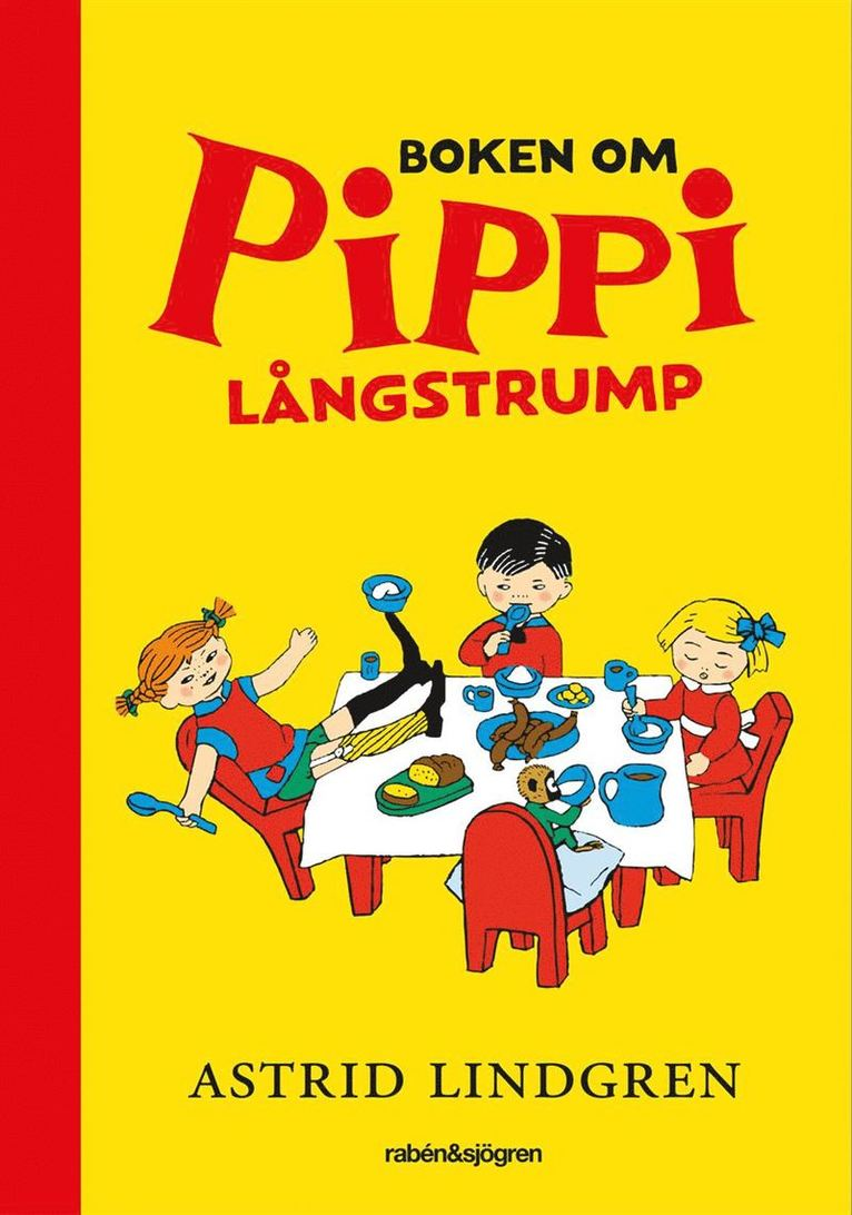Boken om Pippi Långstrump 1