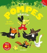 bokomslag Pompes orkester - Peka, lyssna