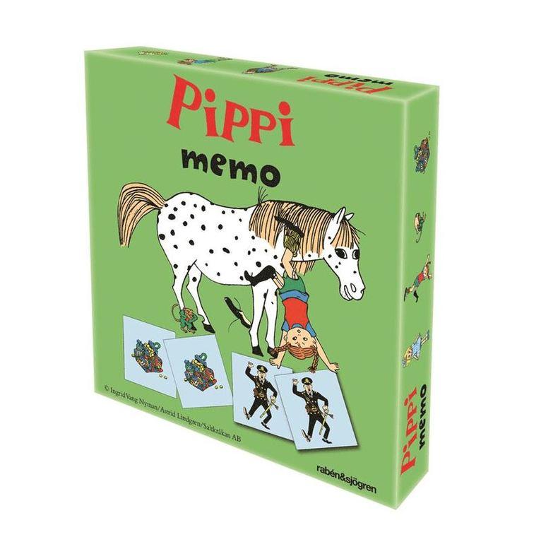 Memo Pippi Långstrump 1