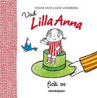 bokomslag Vad Lilla Anna fick se