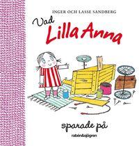 bokomslag Vad Lilla Anna sparade på