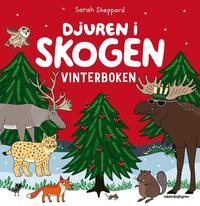 bokomslag Djuren i skogen. Vinterboken