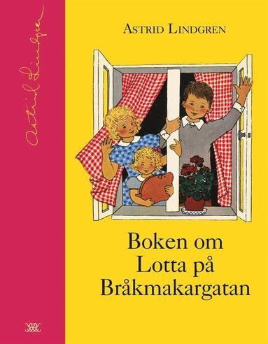 bokomslag Boken om Lotta på Bråkmakargatan