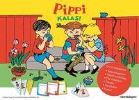 bokomslag Kalaspaket Pippi för 24 gäster