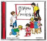 bokomslag Barnen i Bullerbyn