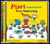 bokomslag Pippi Långstrump firar födelsedag