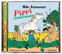 bokomslag Här kommer Pippi Långstrump