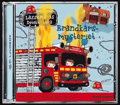 bokomslag Brandkårsmysteriet