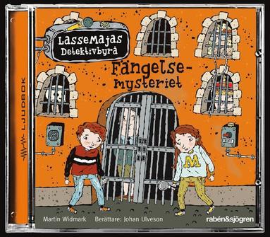 bokomslag Fängelsemysteriet