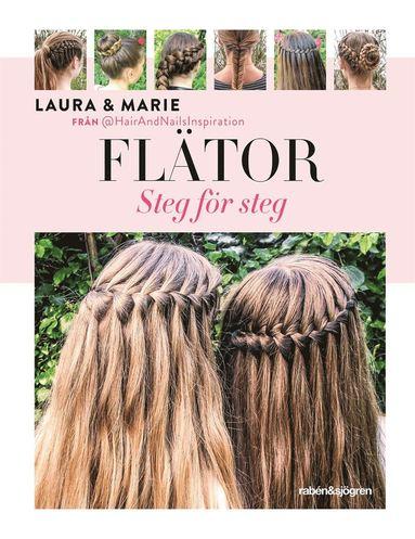 bokomslag Flätor - steg för steg