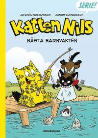 bokomslag Katten Nils. Bästa barnvakten