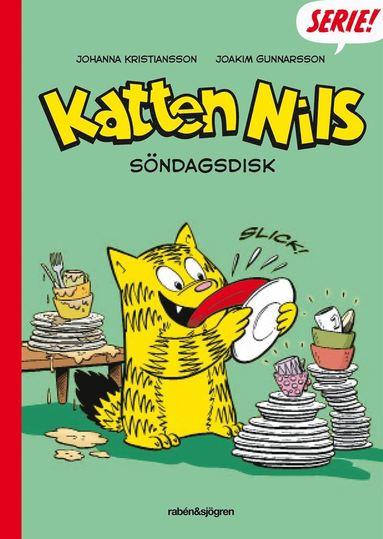 bokomslag Katten Nils. Söndagsdisk