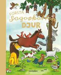 bokomslag Första Sagoskatten : djur
