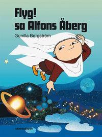 bokomslag Flyg! sa Alfons Åberg