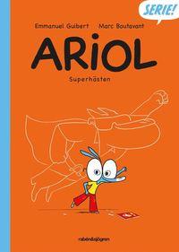 bokomslag Ariol. Superhästen
