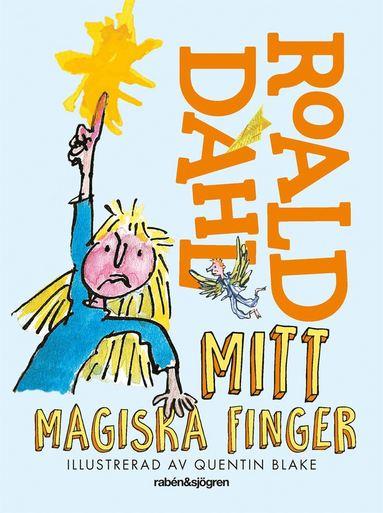 bokomslag Mitt magiska finger
