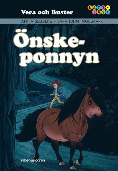 bokomslag Vera & Buster. 1, Önske-ponnyn
