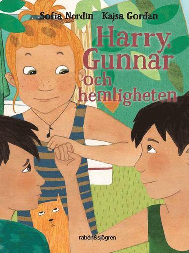 bokomslag Harry, Gunnar och hemligheten