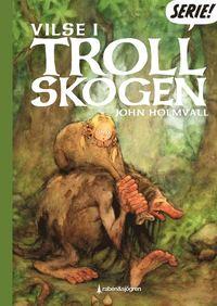 bokomslag Vilse i trollskogen