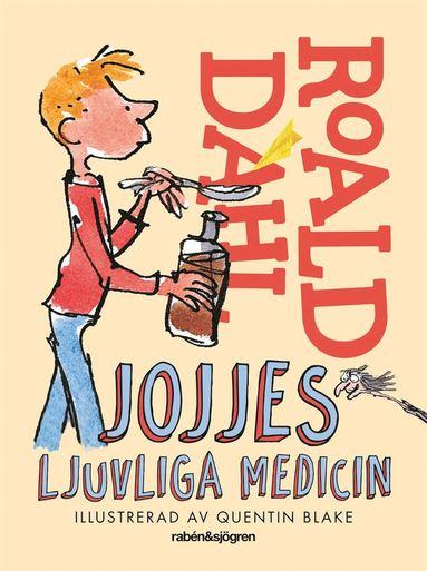 bokomslag Jojjes ljuvliga medicin