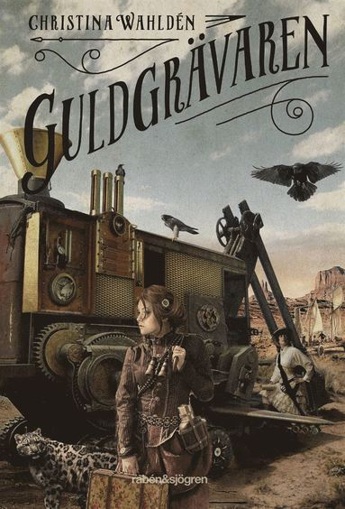 bokomslag Guldgrävaren