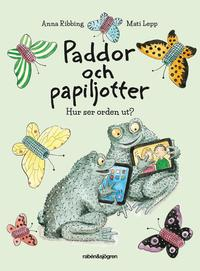 bokomslag Paddor och papiljotter : hur ser orden ut?