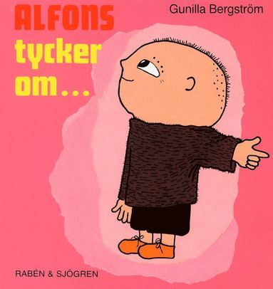 bokomslag Alfons tycker om