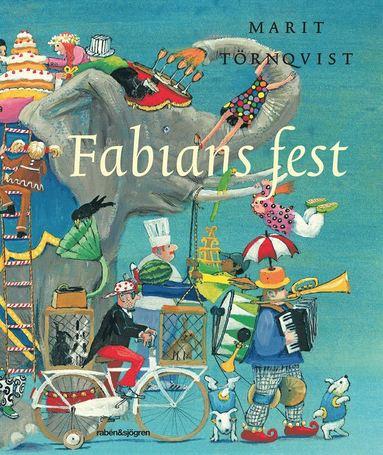 bokomslag Fabians fest