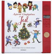 bokomslag Astrid Lindgrens jul : Astrid Lindgren läser sju älskade julsagor