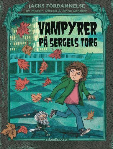 bokomslag Vampyrer på Sergels torg