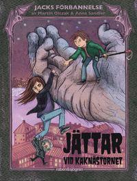 bokomslag Jättar vid Kaknästornet