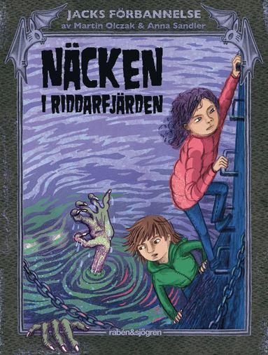 bokomslag Näcken i Riddarfjärden