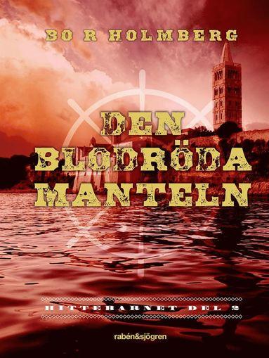 bokomslag Den blodröda manteln