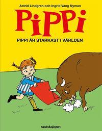 bokomslag Pippi är starkast i världen