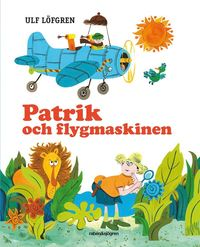 bokomslag Patrik och flygmaskinen