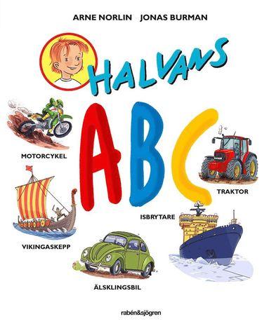 bokomslag Halvans ABC