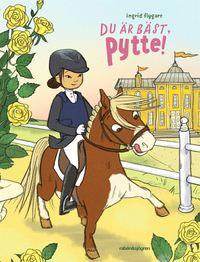 bokomslag Du är bäst, Pytte!