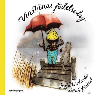 bokomslag Vina Vinas födelsedag
