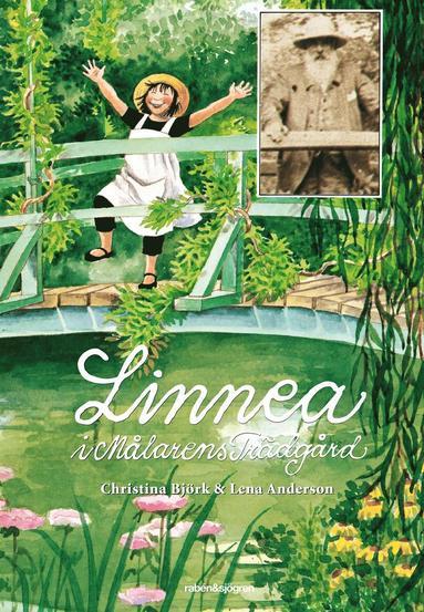 bokomslag Linnea i Målarens trädgård