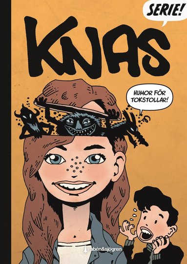 bokomslag Knas : humor för tokstollar