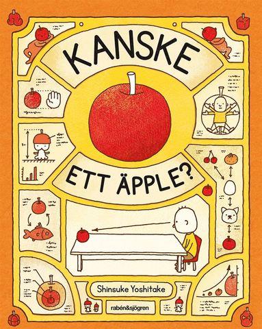 bokomslag Kanske ett äpple?