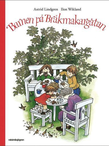 bokomslag Barnen på Bråkmakargatan