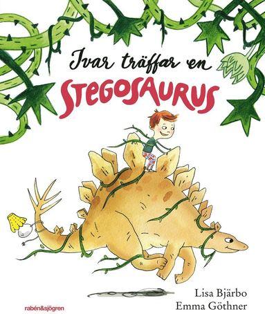 bokomslag Ivar träffar en stegosaurus