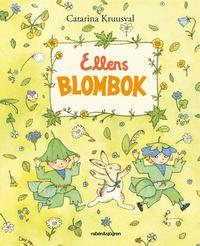 bokomslag Ellens blombok