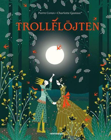 bokomslag Trollflöjten